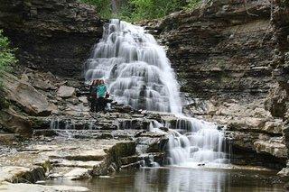 Quality Falls Hiking Trail