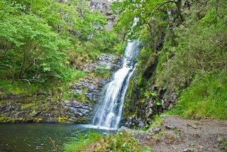 Cioyo Waterfalls