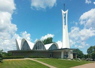 Eglise de Saint Louis de Gonzague