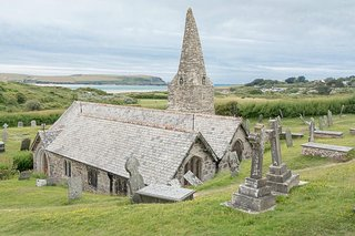 St. Enodoc Church