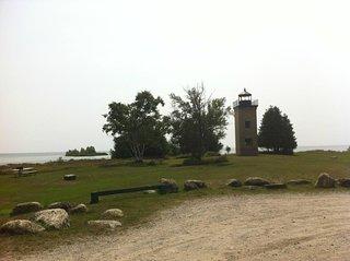 Peninsula Point Lighthouse
