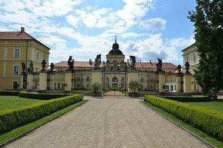 Zamek Horovice