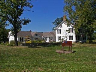 Helen C. Fenske Visitor Center