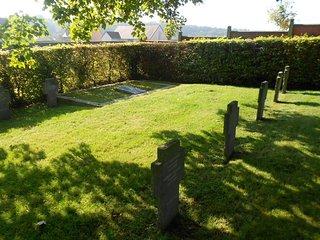 Deutscher Soldatenfriedhof Morisel