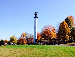 Summersville Lake Lighthouse