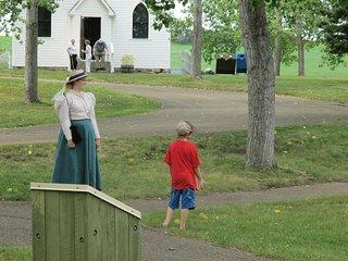 Victoria Settlement Provincial Historic Site
