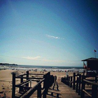 Praia de Balneário Rincão