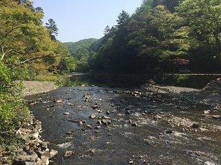 Tenjinkyo Canyon
