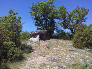 Grand Dolmen du Ferrussac