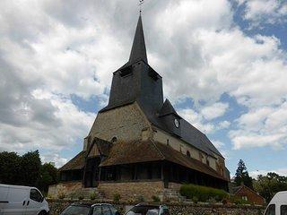 Eglise de Brinon sur Sauldre