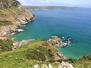 Salcombe to Bolt Head Walk