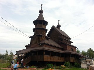Church of Nicholas II the Martyr