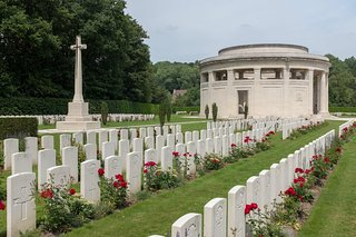 The Ploegsteert Memorial
