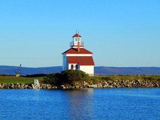 Gilbert's Cove Lighthouse