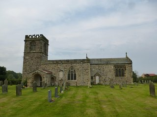 All Saints Church, Barmston