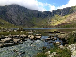 ‪Cwm Idwal National Nature Reserve‬