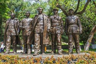 延安枣园革命旧址