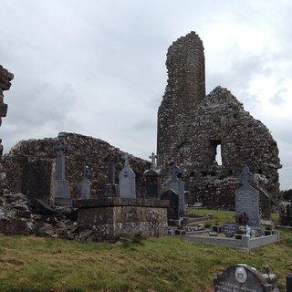 Kilbannon Church Ruins