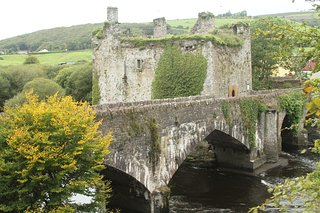 Carrigadrohid Castle