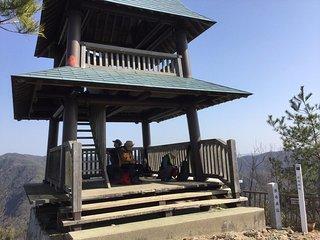 Sarubami Castle Observatory