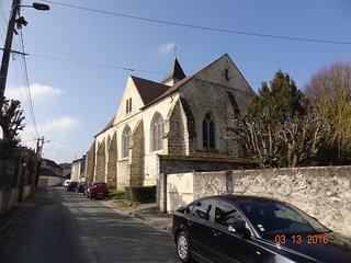 Saint Hilary Catholic Church