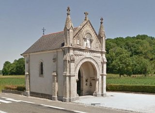 Chapelle Notre-Dame du Rosaire d'Ade.