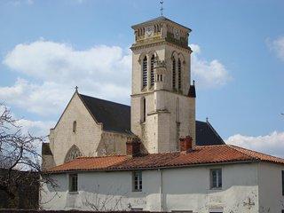 Eglise Sainte-Gemme