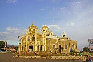 Базилика Богоматери ангелов (Басилика де Нуэстра Сеньора де лос Анхелес)