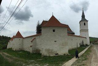 Darjiu Fortified Church