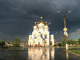 Церковь в честь иконы Пресвятой Богородицы Умиление