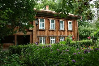 Historical and Biographical House Museum of Academician Melnikov