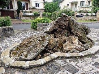 Fontaine de la Hacquiniere