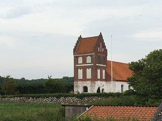 Helnaes Church