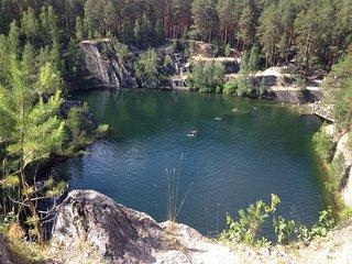 Natural Park Bazhovskiye Places