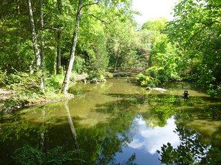 Parc botanique de la Teyssonniere