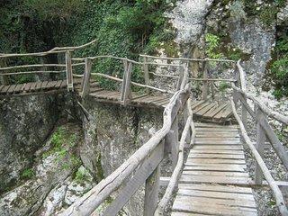 Emen Waterfall and Canyon