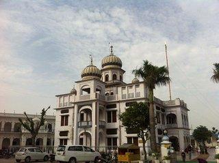 Gurdwara Sukhchainana Sahib