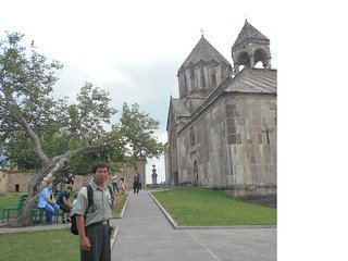 Tsitsernavank Monastery