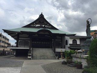 Sasadera, Chozenji Temple
