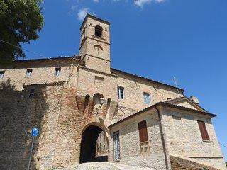 Castello medievale di Montalfoglio