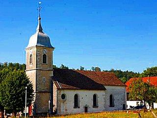 Eglise Saint-Michel des Breseux