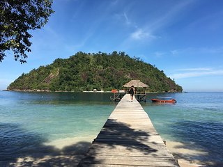 Suwarnadwipa Beach