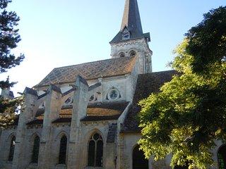 Eglise Saint-Aquilin