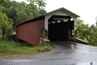 ‪White Rock Forge Covered Bridge‬