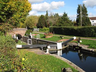 The Bridgwater & Taunton Canal
