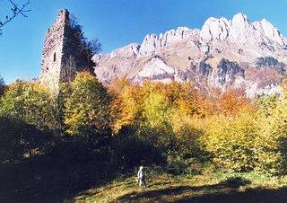 Ruine Hohensax
