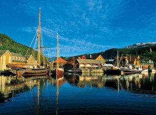 Hardanger Maritime Museum