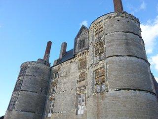 Chateau de Martigne Briand