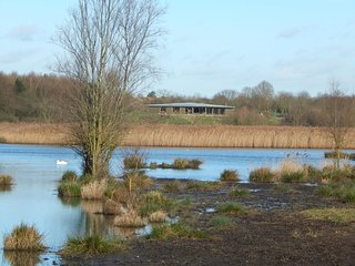 Essex Wildlife Trust Ingrebourne Valley Visitor Centre