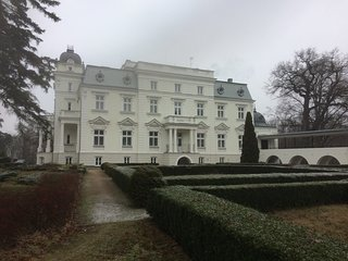 Palace in Teresin